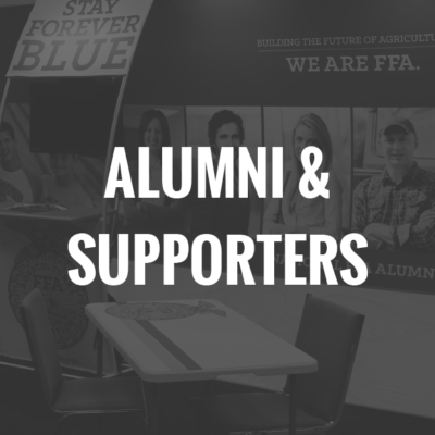 Alumni & Supporters