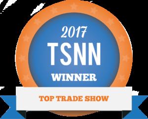 2017 TSNN Winner Top Trade Show