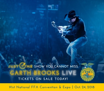 Garth Brooks: Tickets On Sale Now!