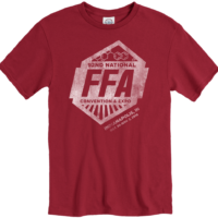 Red Convention Tee