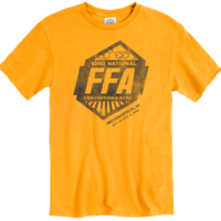 Yellow Convention Tee