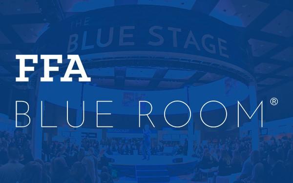 FFA Blue Room Logo