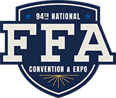 94th National FFA Convention & Expo Logo