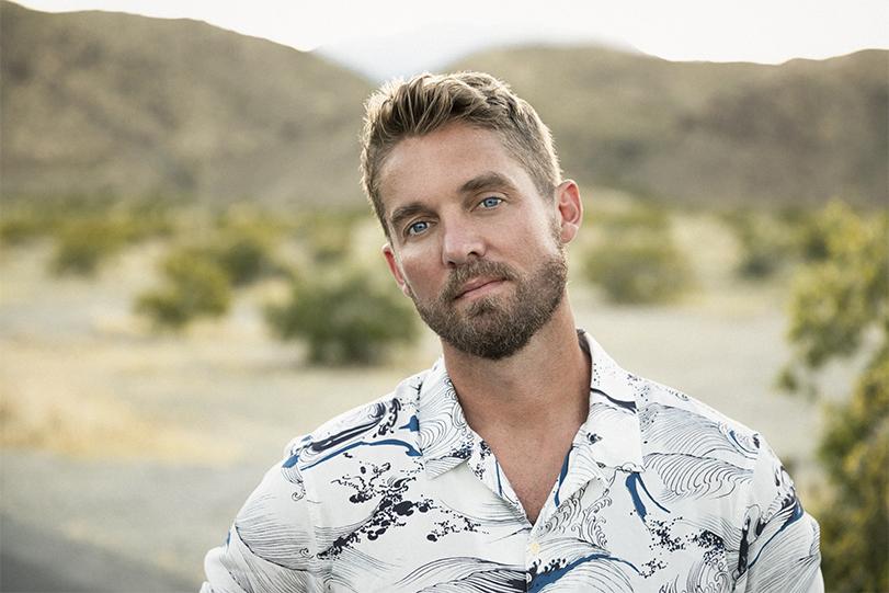 Portrait of Brett Young