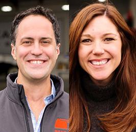 Igino Cafiero & Aubrey Donnellan - John Deere
