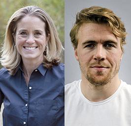Liz Hunt & Aleksander Kilde, Speakers